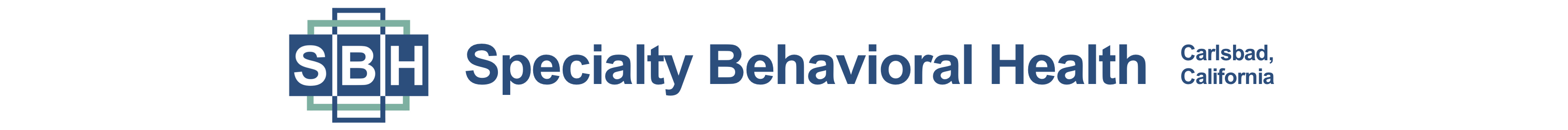 Specialty Behavioral Health
